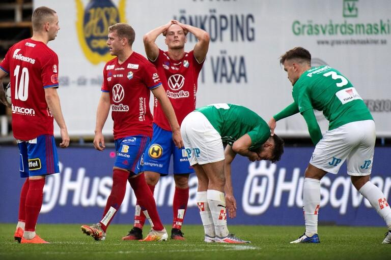 Dan Magnusson: Östers 5–15 mot topplagen är svårt att snacka bort