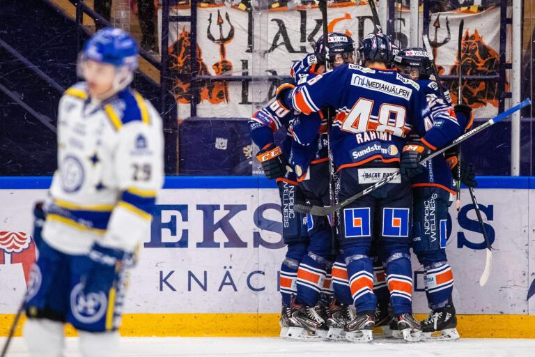 Ishockey: Växjö Lakers tog första bortasegern