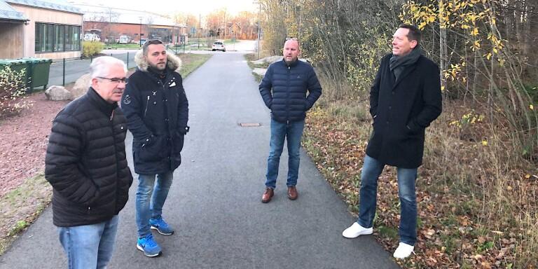 Här ska Ölands största padelhall byggas