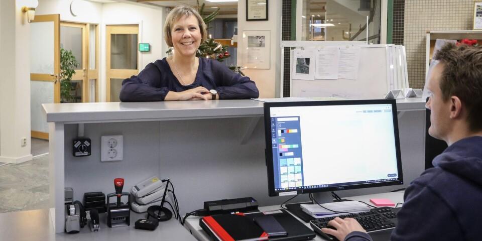 Jeanette Ovesson (M), kommunstyrelsens ordförande i Simrishamns kommun, ser fram emot att lansera e-förslagen som ersätter de tidigare medborgarförslagen.