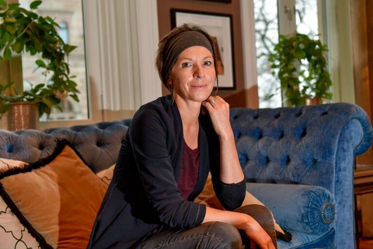 BOKTOPPEN: Rachel Cusk tar plats i toppen