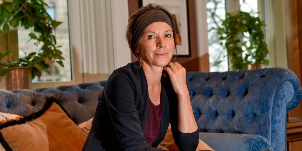 Den kanadensiska författarinnan Rachel Cusk har bott större delen av sitt liv i Storbritannien.