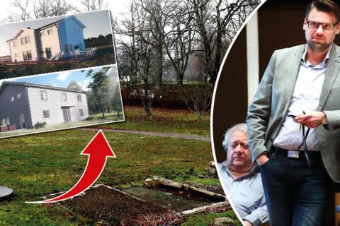 Adolfsons husbygge fick ja – halva nämnden lämnade mötet