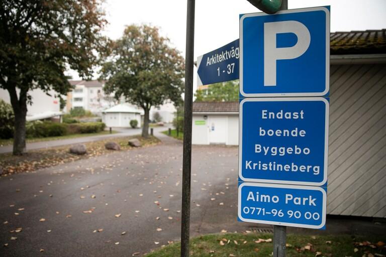 Byggebo tar åt sig av kritiken kring nya parkeringsregler