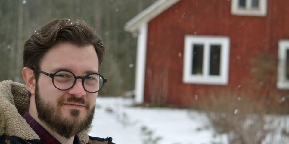 Livet på landet har gett Martin Kupski skaparro.