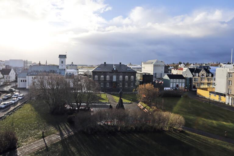 Island stänger ned utelivet i Reykjavik