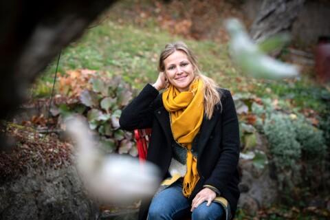 Maja Frankel vill fortsätta att förändra världen