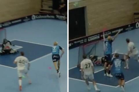 TV: Se Kim Nilssons hattrick – låg bakom FBC:s seger