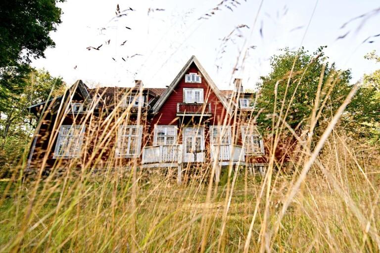 Stort behov av bostäder - här byggs nytt