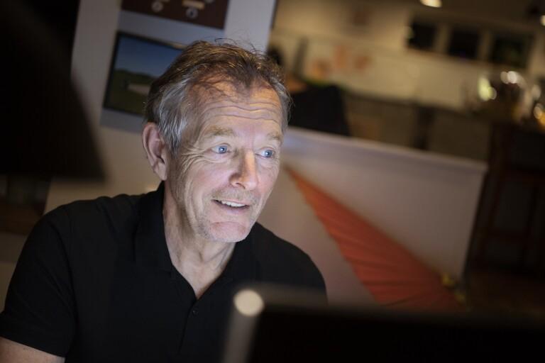 Anders i Åhus är en av 100 smittspårare i Skåne