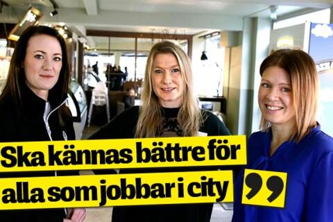 Efter stöket – så vill handeln öka tryggheten i butikerna i Kalmar