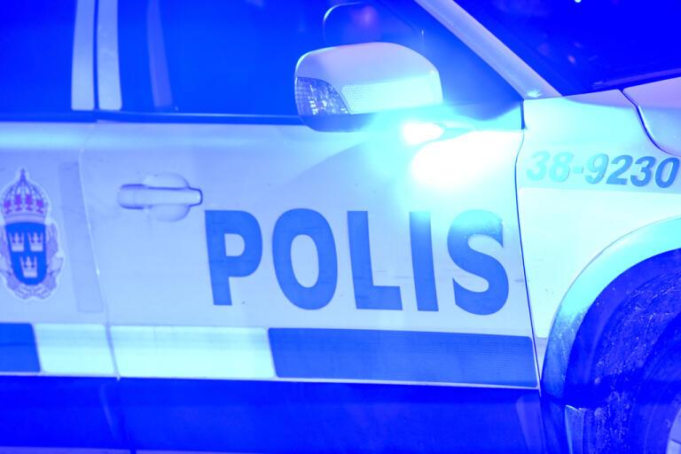 Ett grovt våldsbrott har inträffat i Alvesta. Arkivbild.