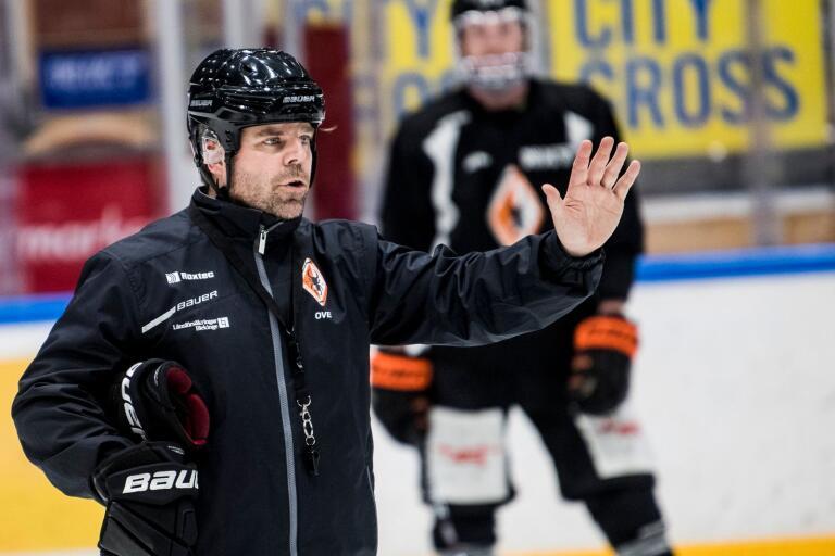 KHK-tränaren Ove Molin.