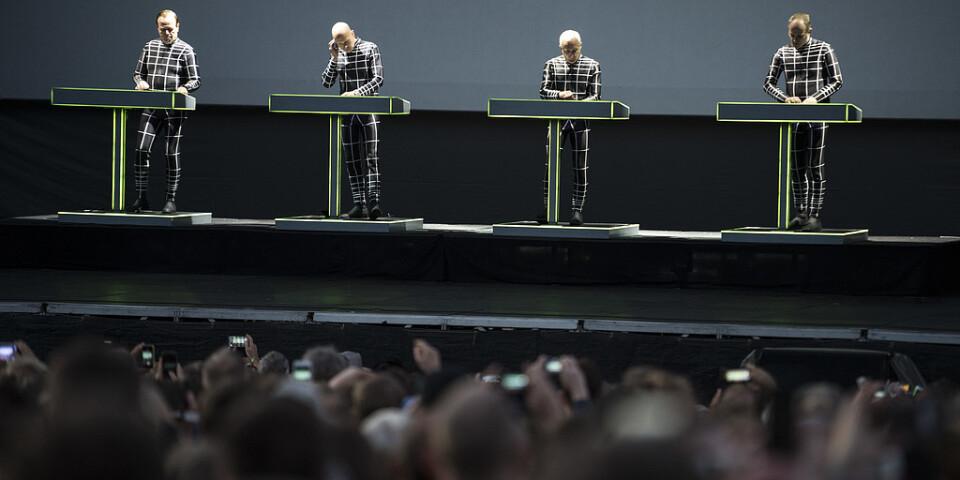 Kraftwerk i Stockholm för tre år sedan. Arkivbild.