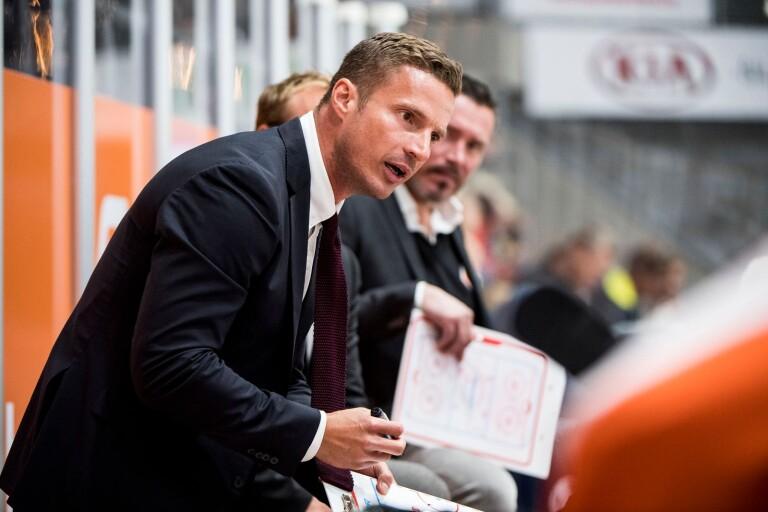 Phil Horsky lämnar Karlskrona HK bara en dryg vecka innan seriepremiären i hockeyallsvenskan.