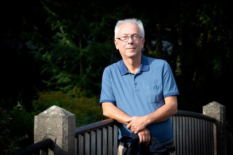 Jan Björkman talar ut om den konfliktfyllda tiden