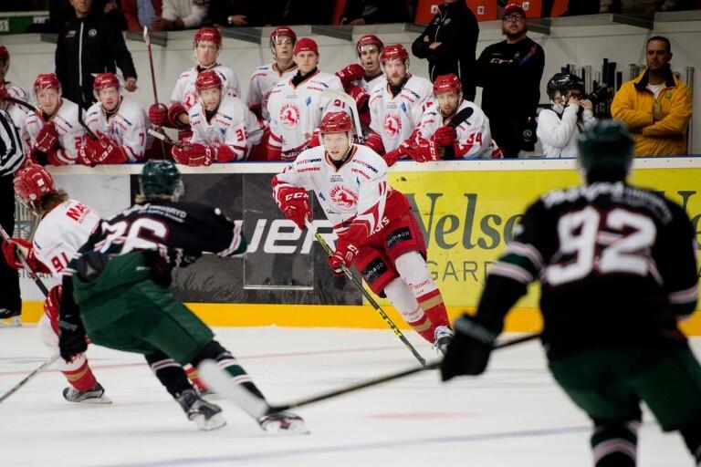 TV: Se derbyt mellan Tingsryd och Troja-Ljungby