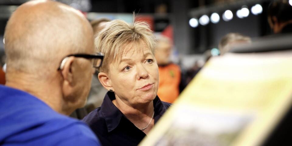 Maria Nordqvist, politisk sekreterare på SMC.