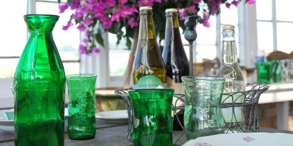 Eva Bjurmans glasdesign visas.