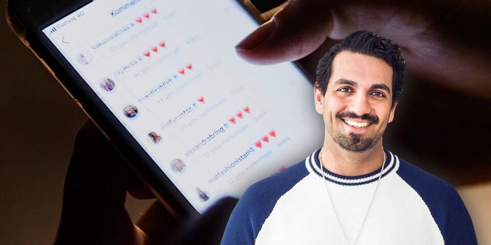 Nadim Ghazale fascineras över kärleken mellan två digitala sjuåringar.