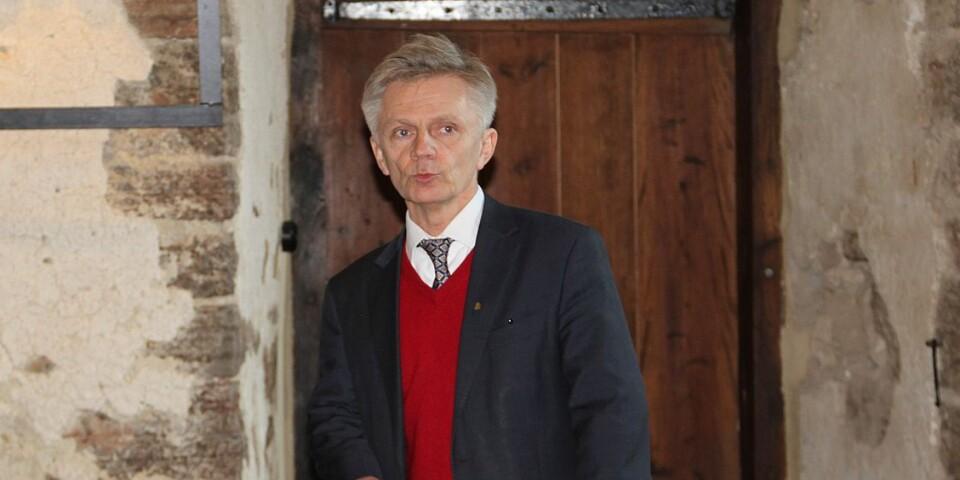 Claes Brunius, specialist affärsutvecklare Statens fastighetsverk.