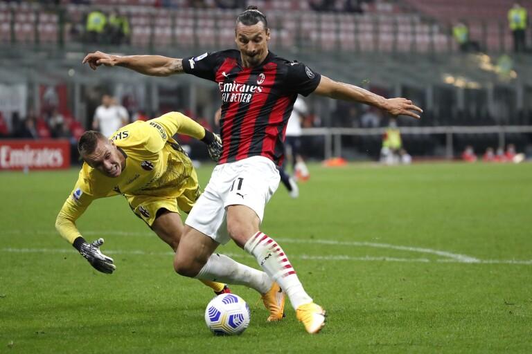Milan bekräftar: Zlatan har corona