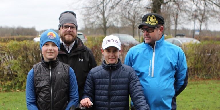 """Fler golfare i pandemins fotspår: """"Ser folk överallt"""""""