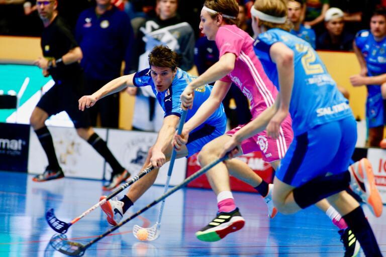 FBC och Anton Nilsson bjöd upp till dans, men Falun var för starkt och avgjorde med fyra snabba mål i tredje perioden.