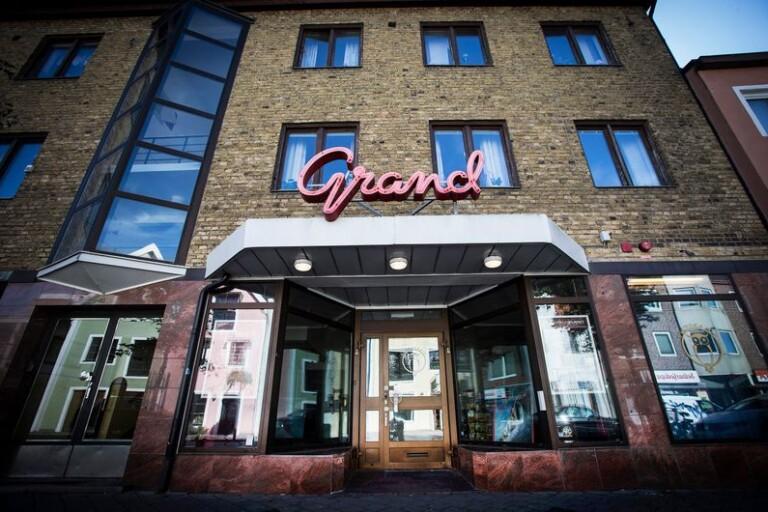Utbyggnad av Grandbiografen får nej