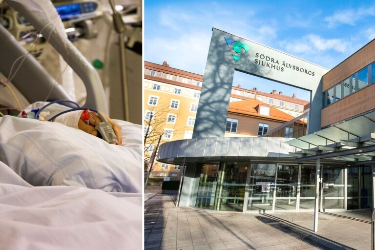 Coronapandemin: Trycket på Säs intensivvård ökar igen