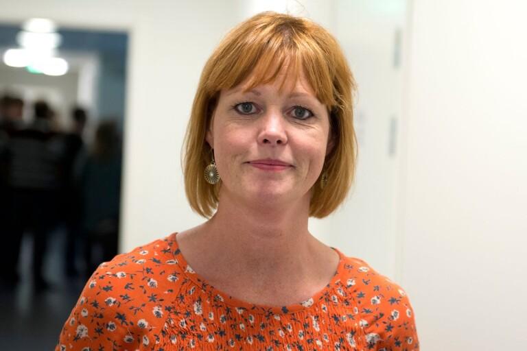 """Heléne Björklund om S-bråket: """"Självklart skadar det oss"""