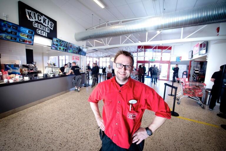 Expanderande köpcentrum köper ny tomt