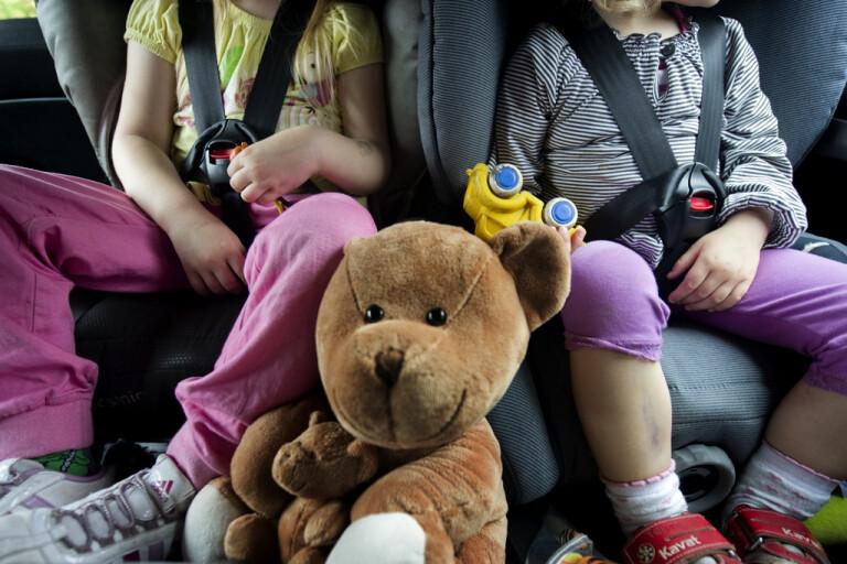 Norrbottningar sämst på att använda bilbälte