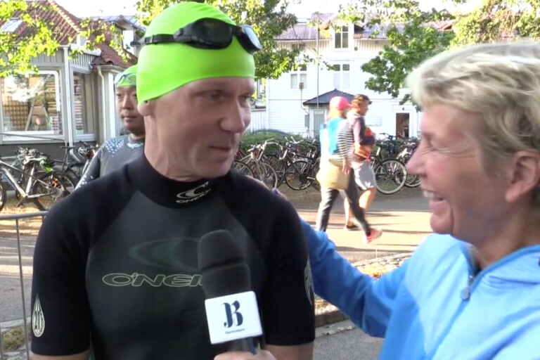 """TV: Herrey-broderns första Ironman: """"Något fel på mig"""""""