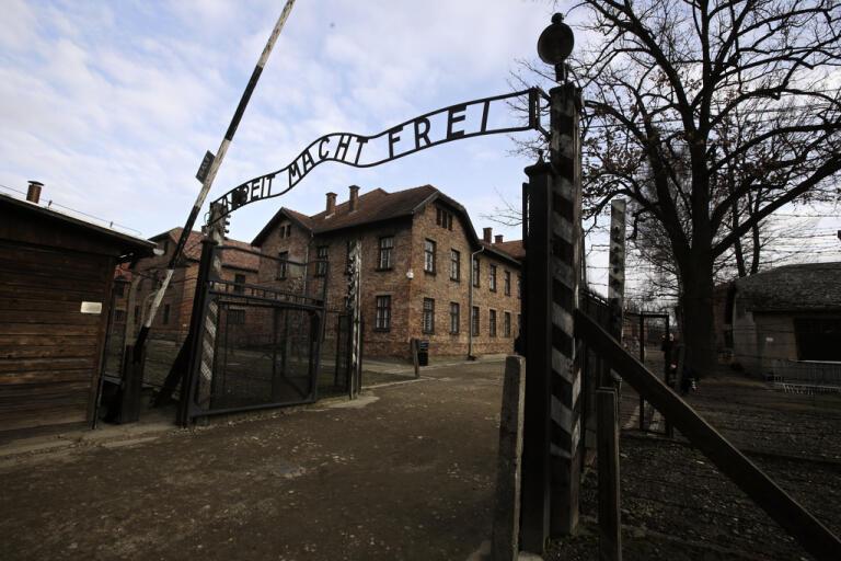 Auschwitz-Birkenau har hållit stängt under två månader. Arkivbild.