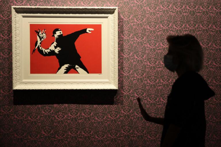 Banksy förlorar varumärkestvist