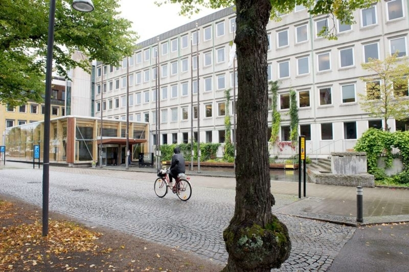 Kommunhuset blir seniorbostäder