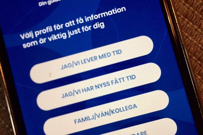Växjötjejens app ska hjälpa alla med diabetes typ 1
