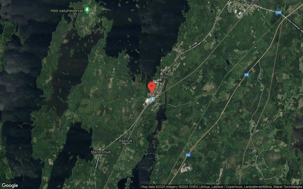 92 kvadratmeter stort hus i Diö sålt till nya ägare