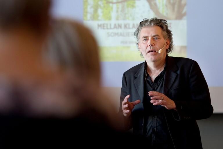 Brinkemo ska föreläsa om klansamhället för Växjöpolitikerna