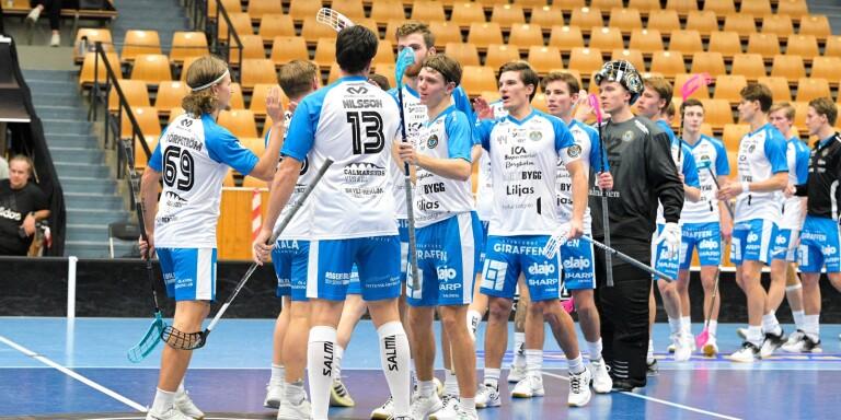 FBC Kalmarsund får 332 000 kronor från Riksidrottsförbundet.