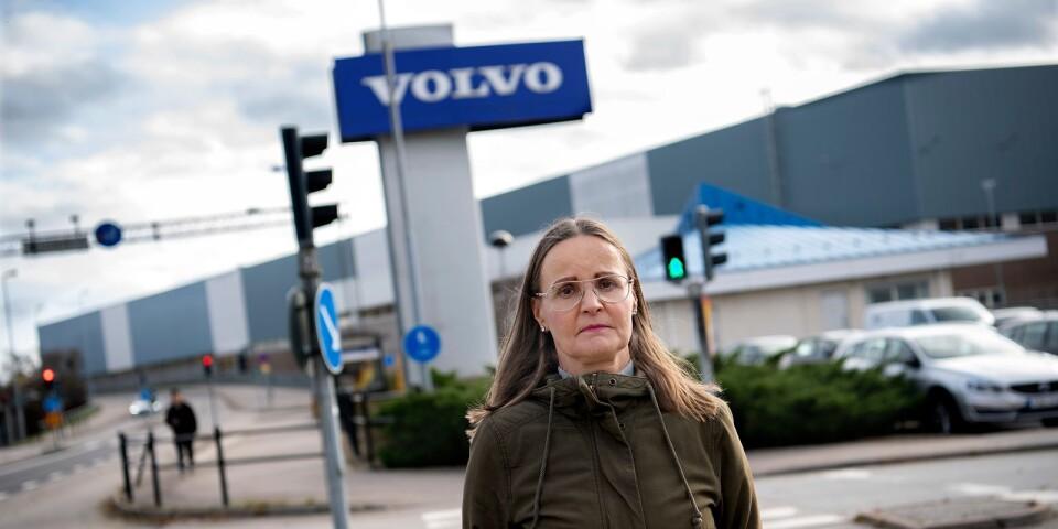 Maarit Torikka är kassör i Volvos verkstadsklubb, samt jämställdhet- och mångfaldsansvarig.