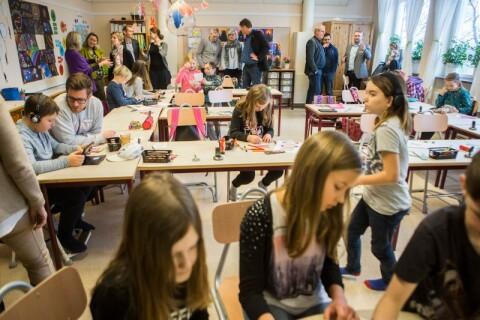 Insändare: Skolavslutningen är till för barnen