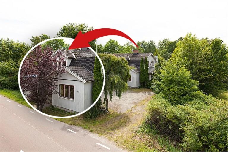 Stort intresse för villa på Öland – till salu för halv miljon kronor