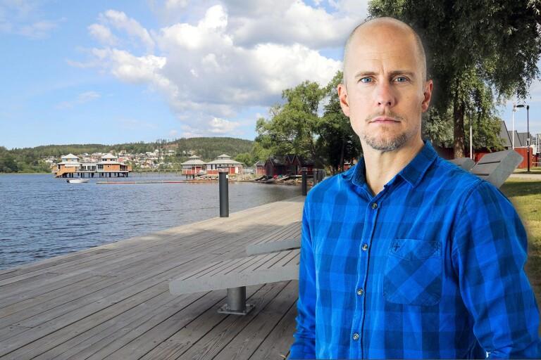 Jonas Emtervall: Därför älskar jag Ulricehamn