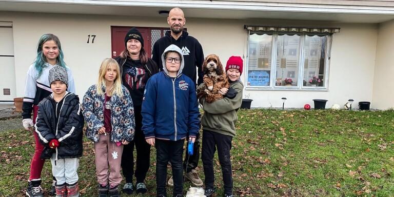 Mc-klubben lockade familjen Gustavsson till Rävemåla