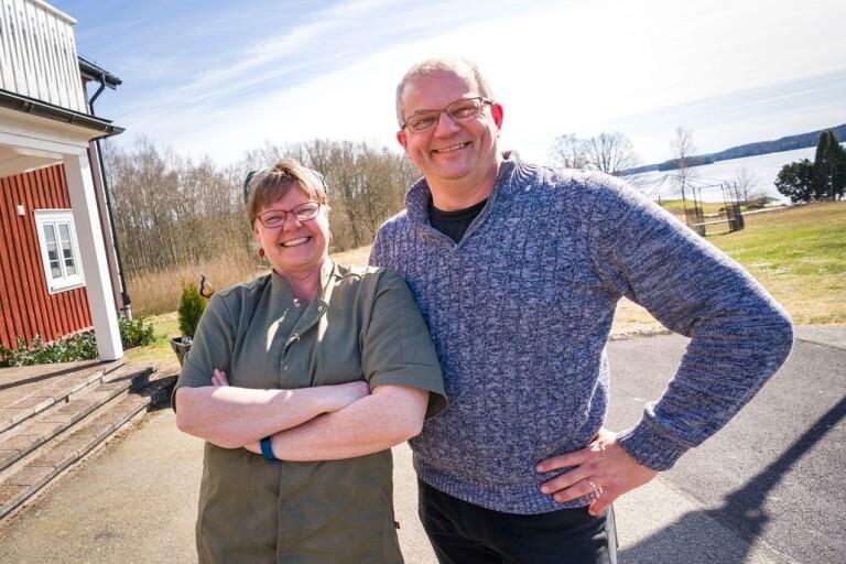 """Paret letade efter ett ställe med stor potential: """"Det finns inga begränsningar"""""""