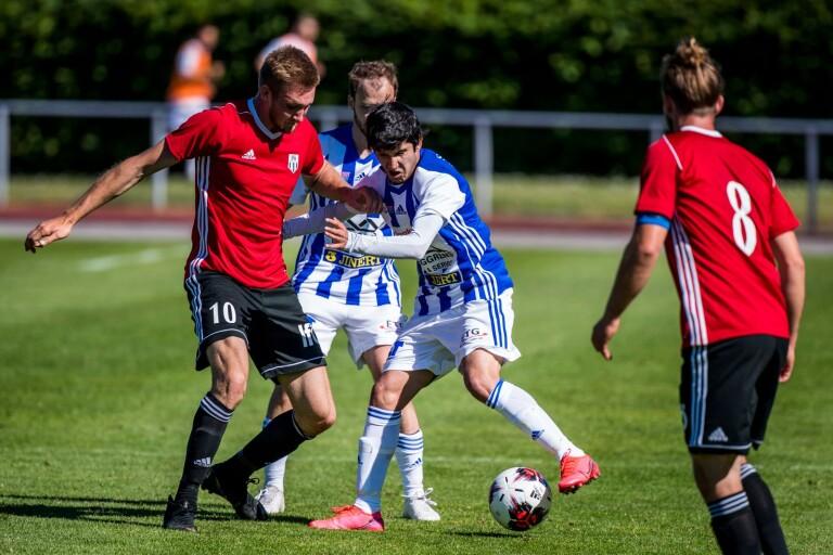 Tv-match: Se IFK Karlshamn–Älmeboda/Linneryd