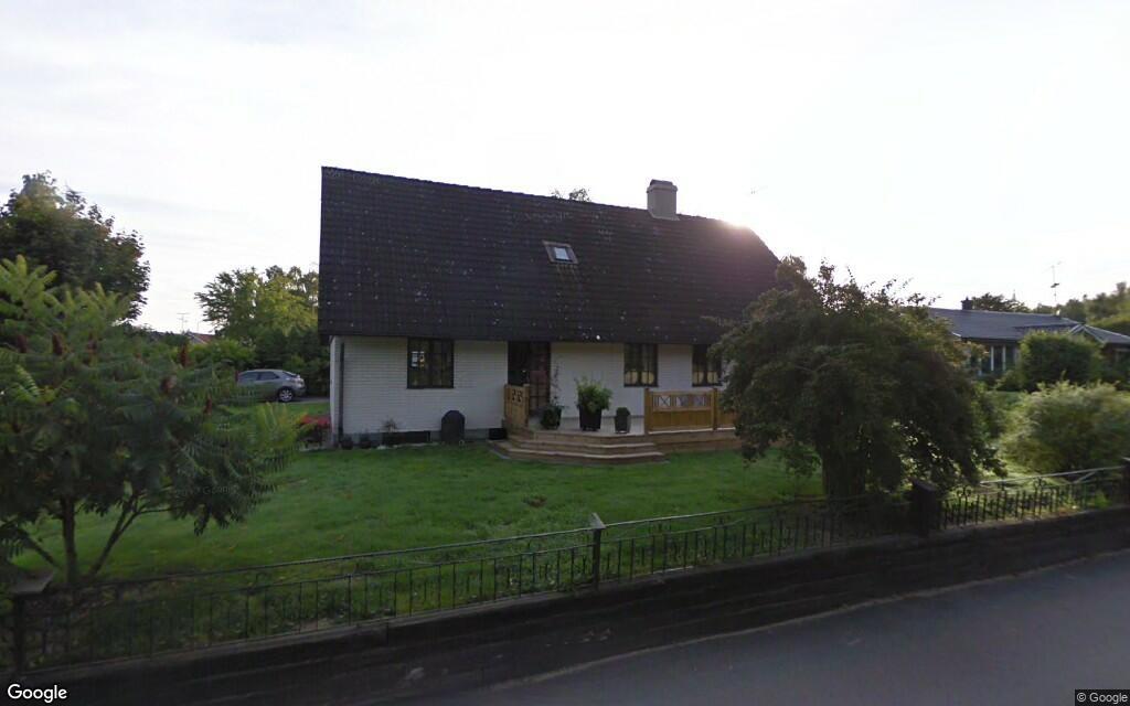 190 kvadratmeter stort hus i Växjö sålt för 4100000 kronor