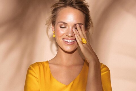 Färgstarkaste trenden: Glad i gult